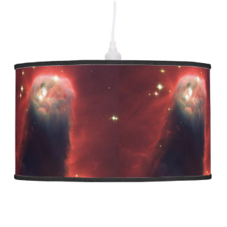 Cone Nebula in space NGC 2264 Hanging Lamp