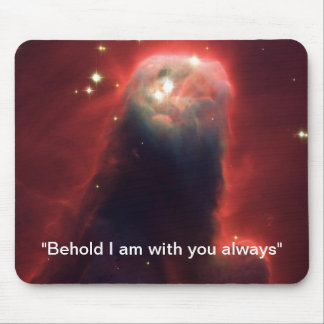 Cone Nebula in space NGC 2264 Mouse Pad