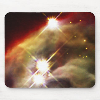 Cone Nebula starry night Mouse Pad