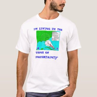 Cone of Uncertainty SE FL version T-Shirt