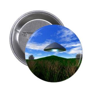 Cone Shaped UFO Button