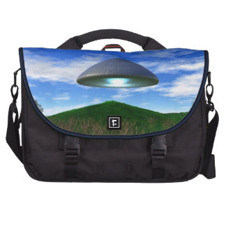 Cone Shaped UFO Computer Bag