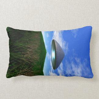 Cone Shaped UFO Lumbar Pillow