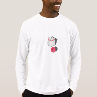 cone with bowling ball T-Shirt