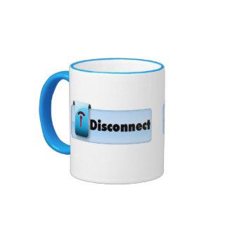 Conectar-Desconexión Tazas De Café