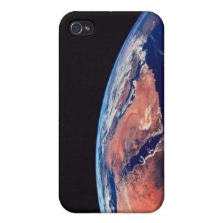 Conecte a tierra de un satélite 3 iPhone 4/4S funda