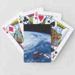 Conecte a tierra de un transbordador espacial 2 baraja de cartas