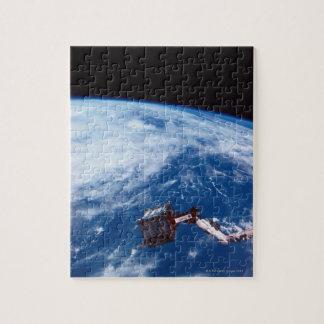 Conecte a tierra de un transbordador espacial 2 puzzles