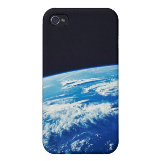 Conecte a tierra del espacio 17 iPhone 4/4S carcasa