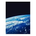 Conecte a tierra del espacio 17 tarjeta postal