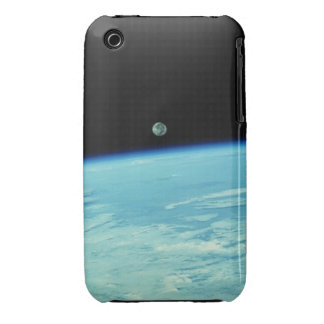 Conecte a tierra del espacio 18 iPhone 3 cárcasa