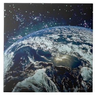 Conecte a tierra del espacio 20 azulejo ceramica