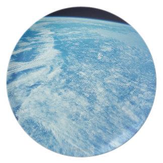 Conecte a tierra del espacio 23 plato