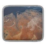 Conecte a tierra del espacio 24 fundas para iPads