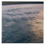 Conecte a tierra del espacio 32 tejas