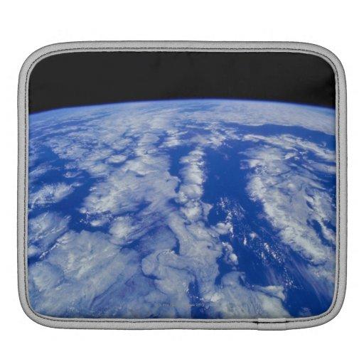 Conecte a tierra del espacio 8 fundas para iPads
