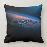 Conecte a tierra del espacio exterior 2 almohada