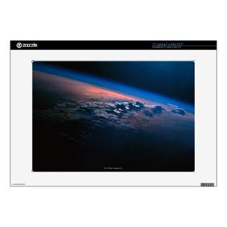Conecte a tierra del espacio exterior 2 calcomanía para 38,1cm portátil