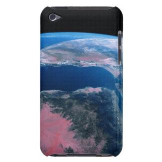 Conecte a tierra del espacio exterior 5 Case-Mate iPod touch funda