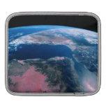 Conecte a tierra del espacio exterior 5 funda para iPads