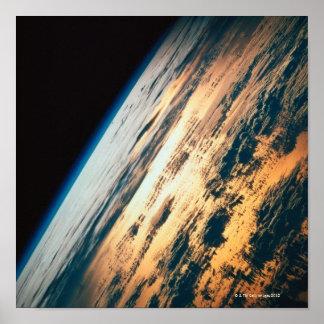 Conecte a tierra del satélite 5 posters