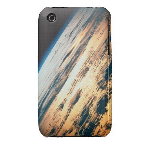 Conecte a tierra del satélite 6 Case-Mate iPhone 3 protector