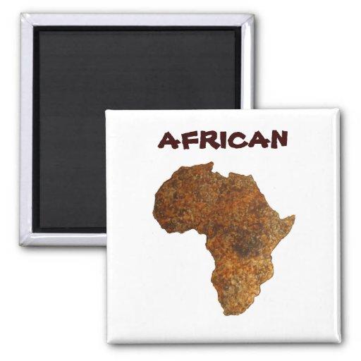 Conecte a tierra el imán africano Injete Chesoni d