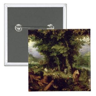 Conecte a tierra o el paraíso terrestre, 1607-08 ( pin