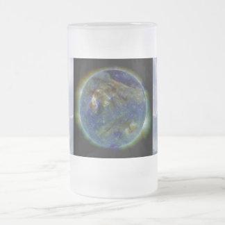 conecte con la taza de la tierra