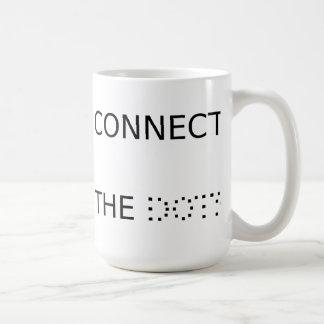 Conecte los puntos taza clásica