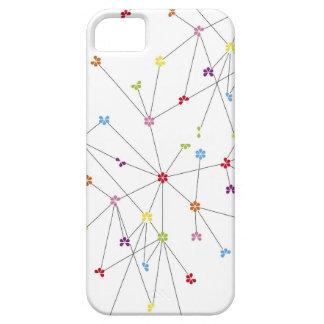 Conection y cultivo iPhone 5 funda