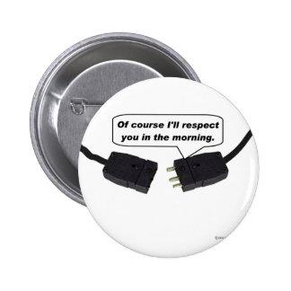 Conectores pin - le respetaré por la mañana