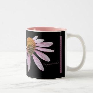Coneflower Debut Congratulations Items Two-Tone Coffee Mug