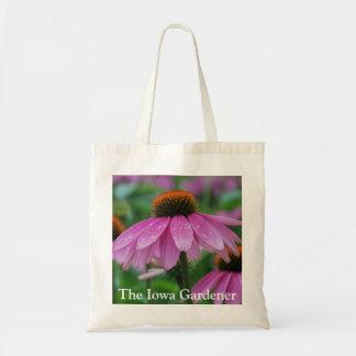 coneflower tote, The Iowa Gardener Tote Bag