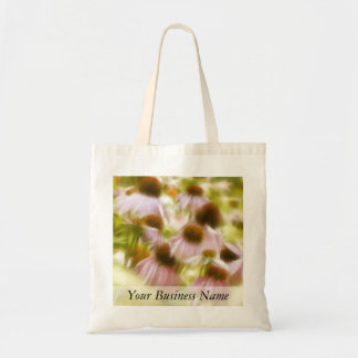 Coneflowers In The Morning Sun Tote Bag