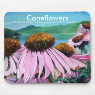 Coneflowers, Mouse Pad
