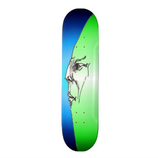 Conehead extranjero 237 tabla de skate