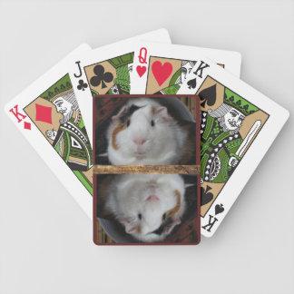 Conejillo de Indias Baraja Cartas De Poker