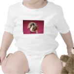 Conejillo de Indias con el arco 2 Traje De Bebé