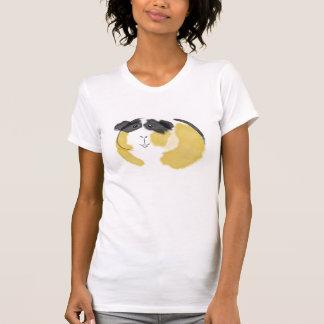Conejillo de Indias de la acuarela Camisas
