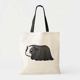 Conejillo de Indias del dibujo animado (pelo largo Bolsas De Mano