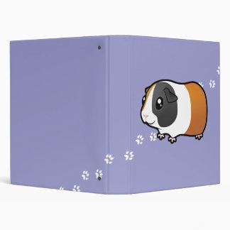 """Conejillo de Indias del dibujo animado (pelo liso) Carpeta 1"""""""