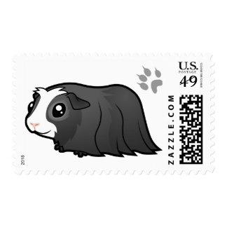 Conejillo de Indias del dibujo animado (pelo Sello