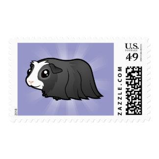 Conejillo de Indias del dibujo animado (pelo Franqueo