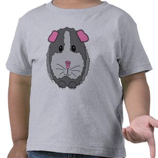 Conejillo de Indias gris Camiseta