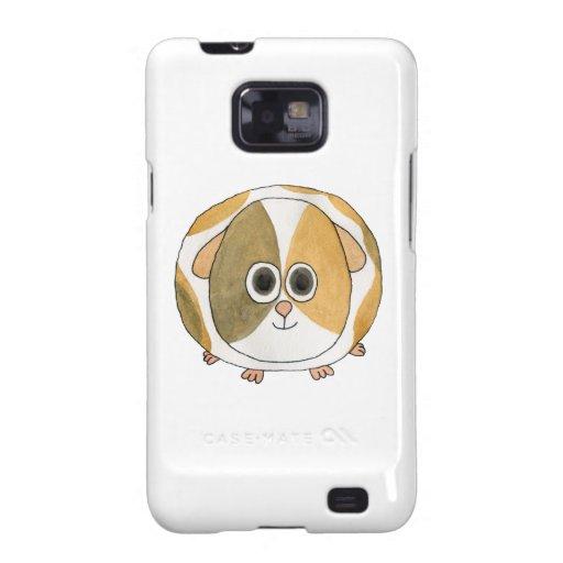 Conejillo de Indias. Samsung Galaxy SII Carcasas