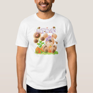 Conejito 1 del otoño camisas