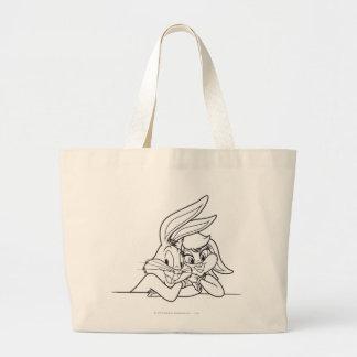 Conejito 3 de Bugs Bunny y de Lola Bolsa