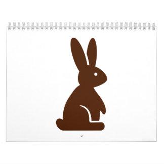 Conejito Calendario