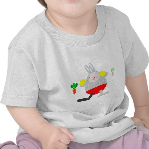 conejito camiseta